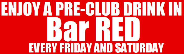Bar RED Brighton