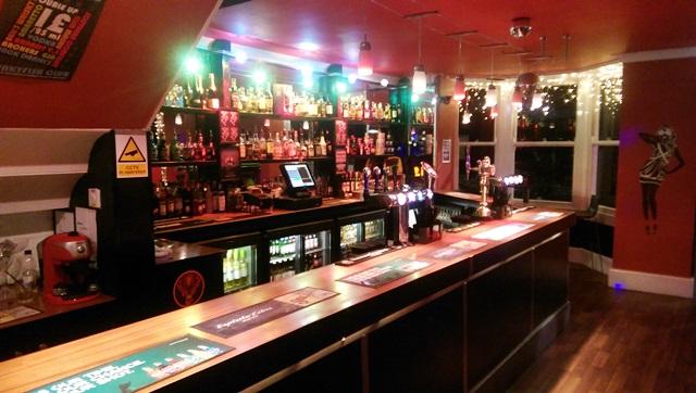 Bar RED, Brighton