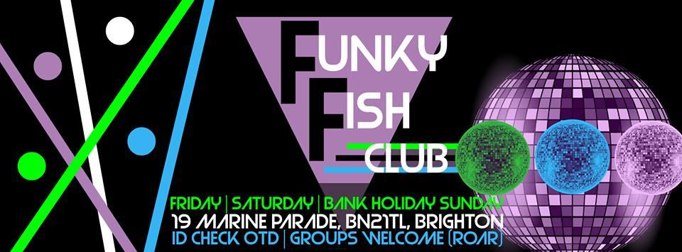 FunkyFish Club Brighton