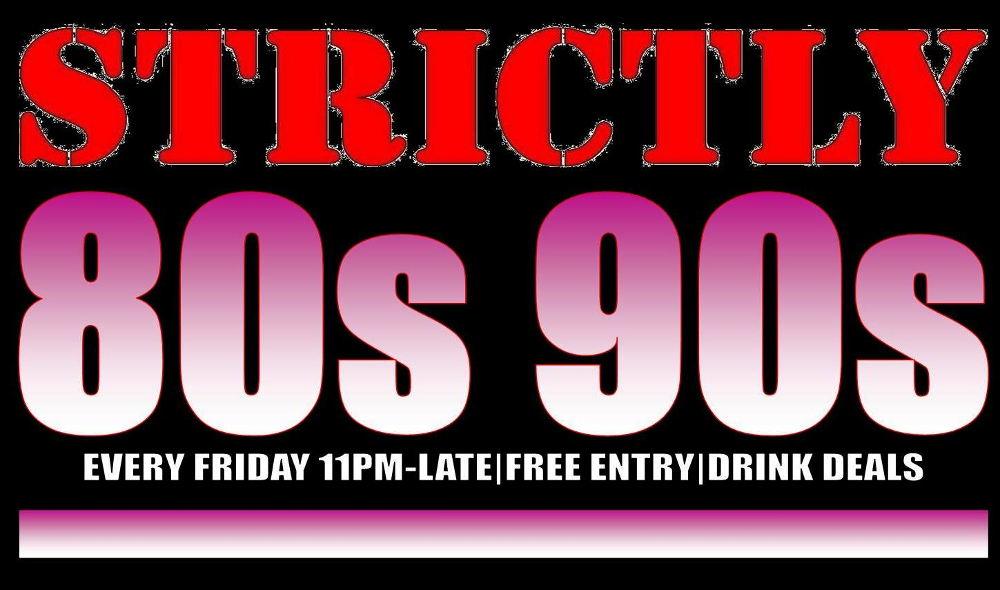 Strictly 80s 90s