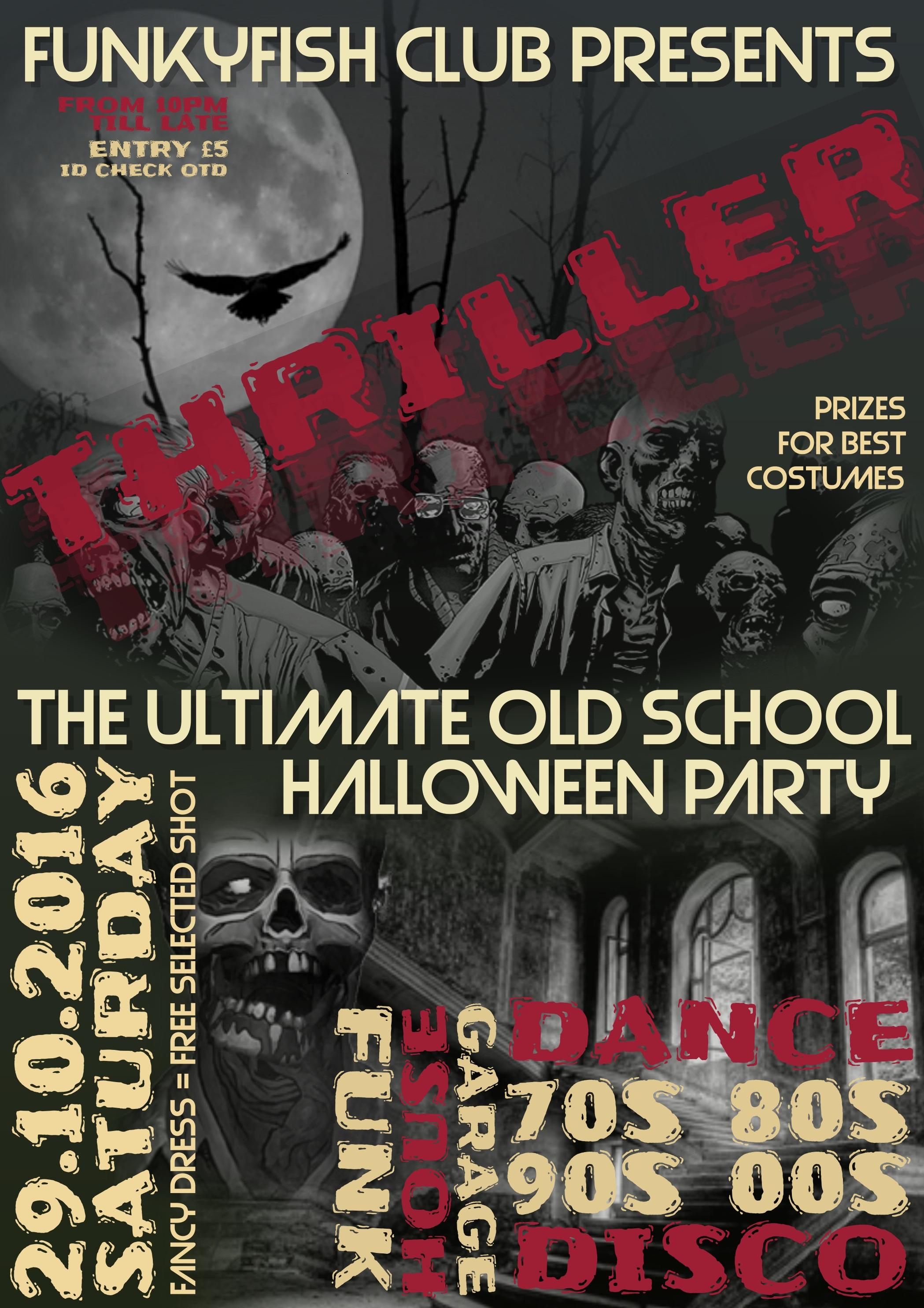 Halloween - Tickets