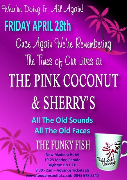 The Pink Coconut & Sherry's Revival Night 2