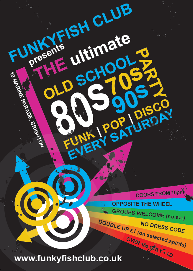 the ultimate old school party 2015
