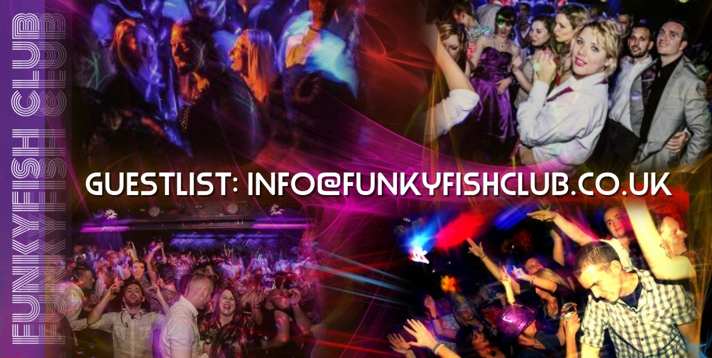 ADD YOUR PARTY TO OUR GUEST LIST!