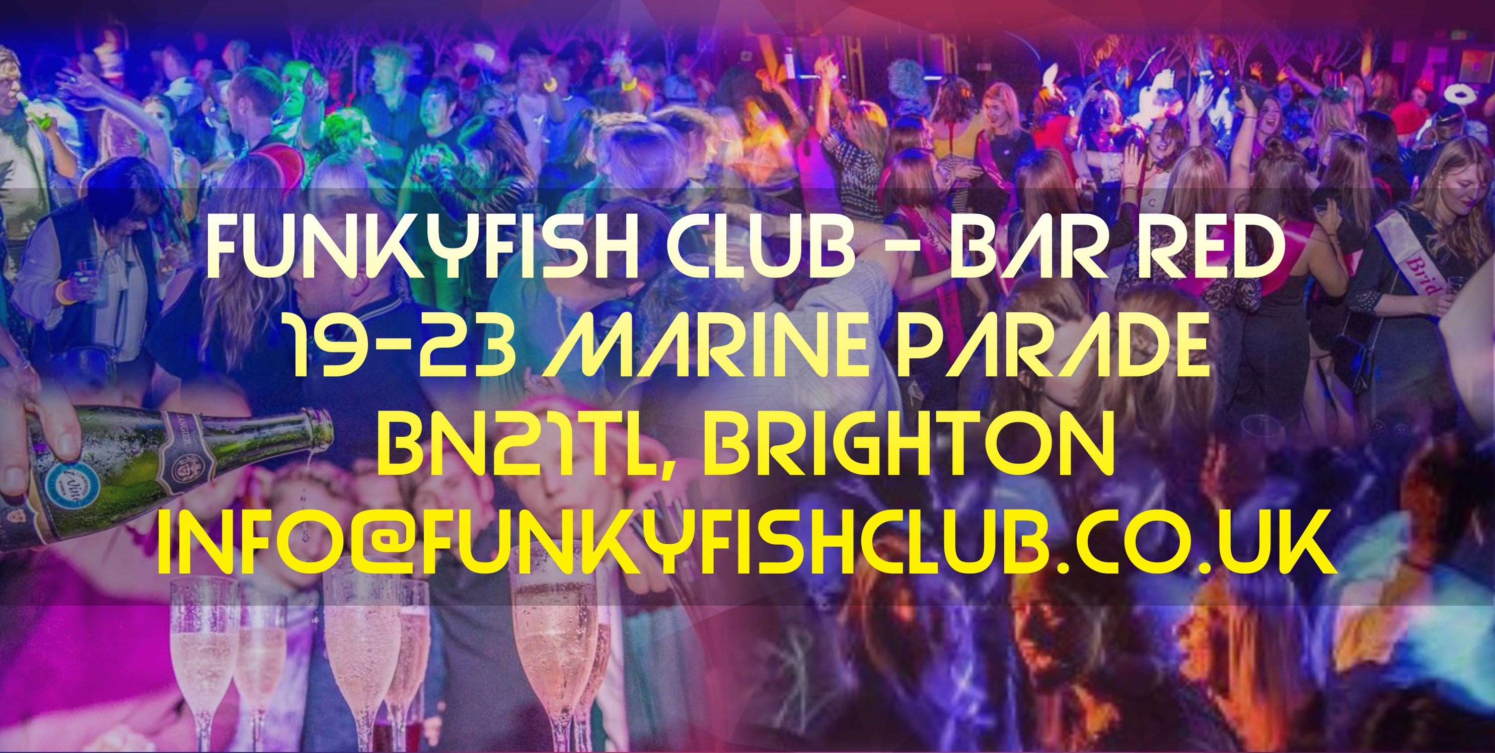 FunkyFish Club, Brighton