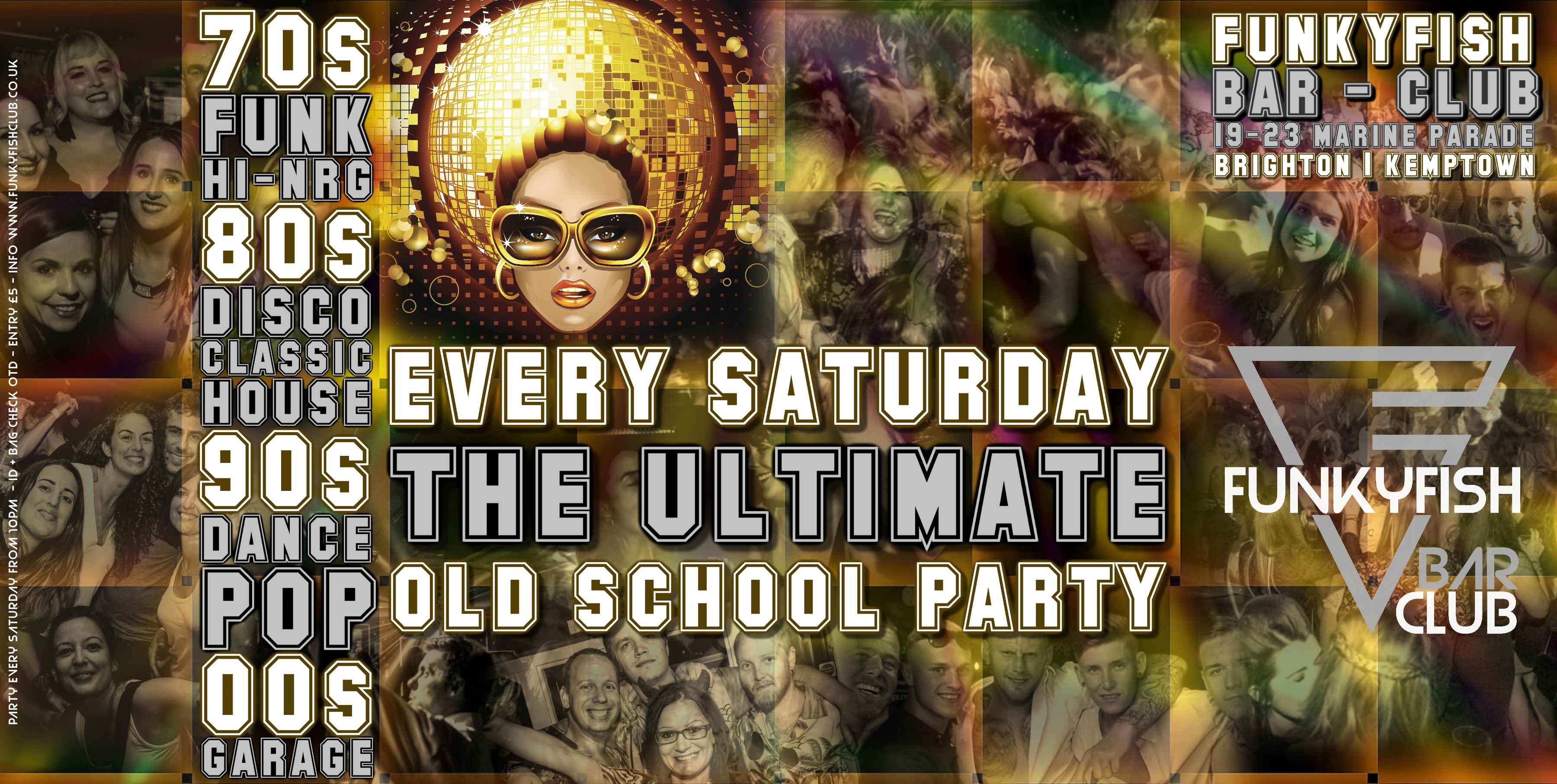 The Ultimate Old School Party