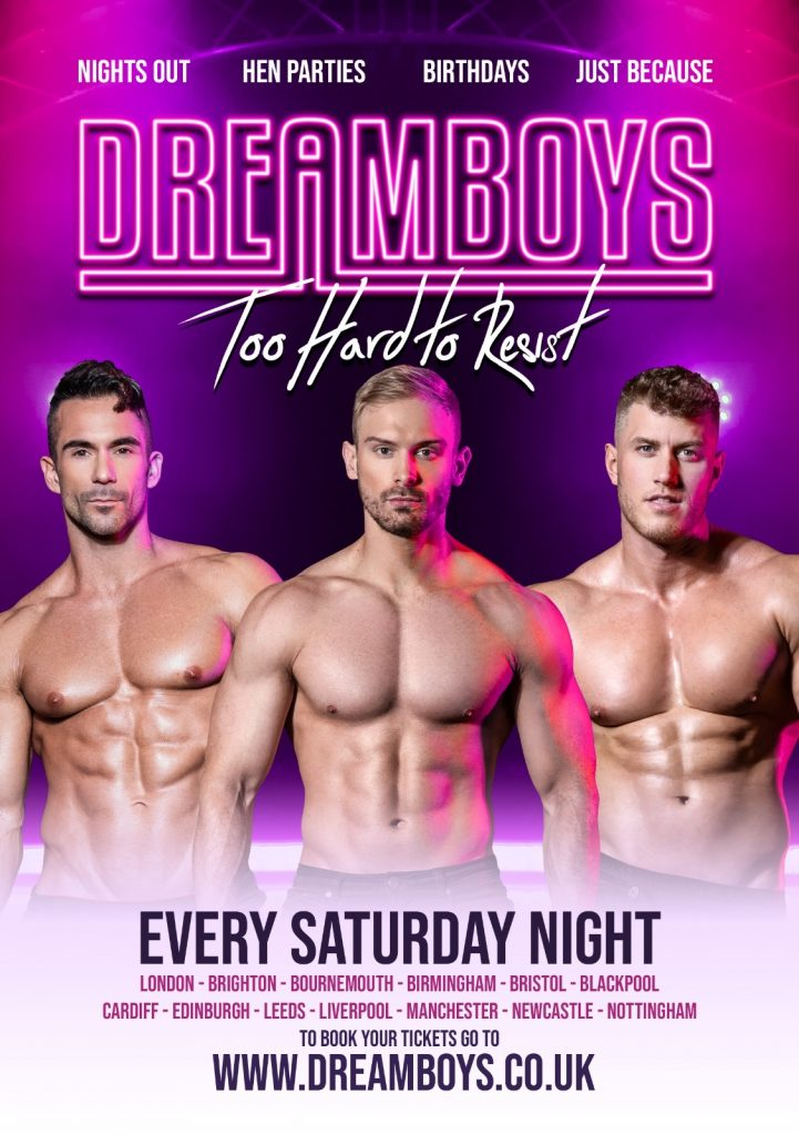 Dreamboys Show @ FunkyFish Bar & Club